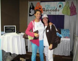 BlueAvocado Founders Paige Davis and Melissa Nathan