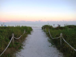 Sunset on Sanibel Island, Florida