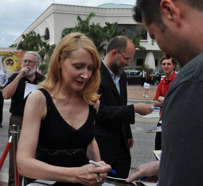 Stalking Stars at 2010 Sarasota Film Festival