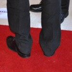 Actor Kevin Kline's Shoes Opening Night Sarasota Film Festival
