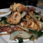 Calamari, Henry's Tavern, Where to Eat in Portland
