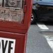 Love Me Stikcer New York City