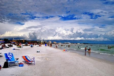 Siesta Key Public Beach, June 20, 2010