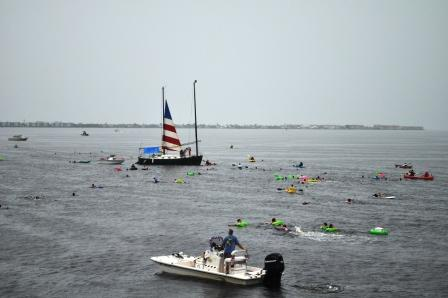 19th Annual Charlotte Harbor Freedom Swim