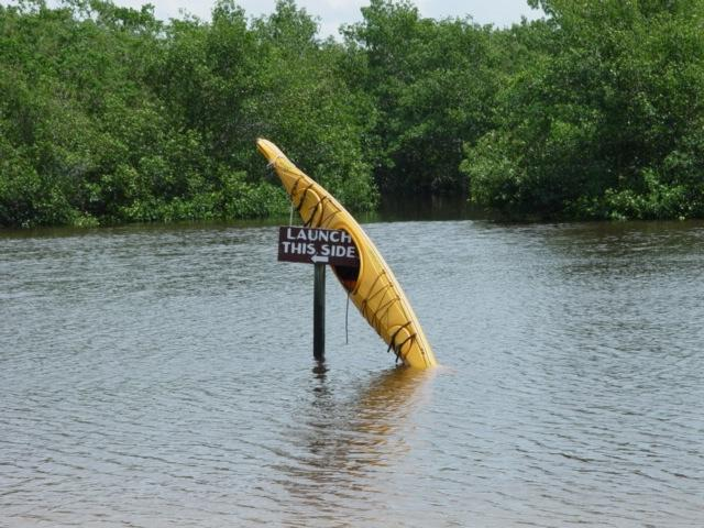 2005's Hurricane Katrina's Impact on Flamingo Lodge & Marina, Everglades National Park