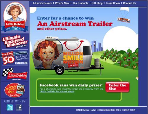 Little Debbie Million Smile Mission Tour