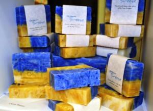 Naples Soap Company in Fishermen's Village, Punta Gorda, Fla.