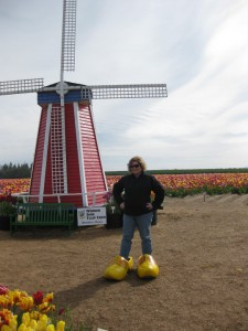 Wooden Shoe Tulip Festival, Woodburn, Ore., April 2010
