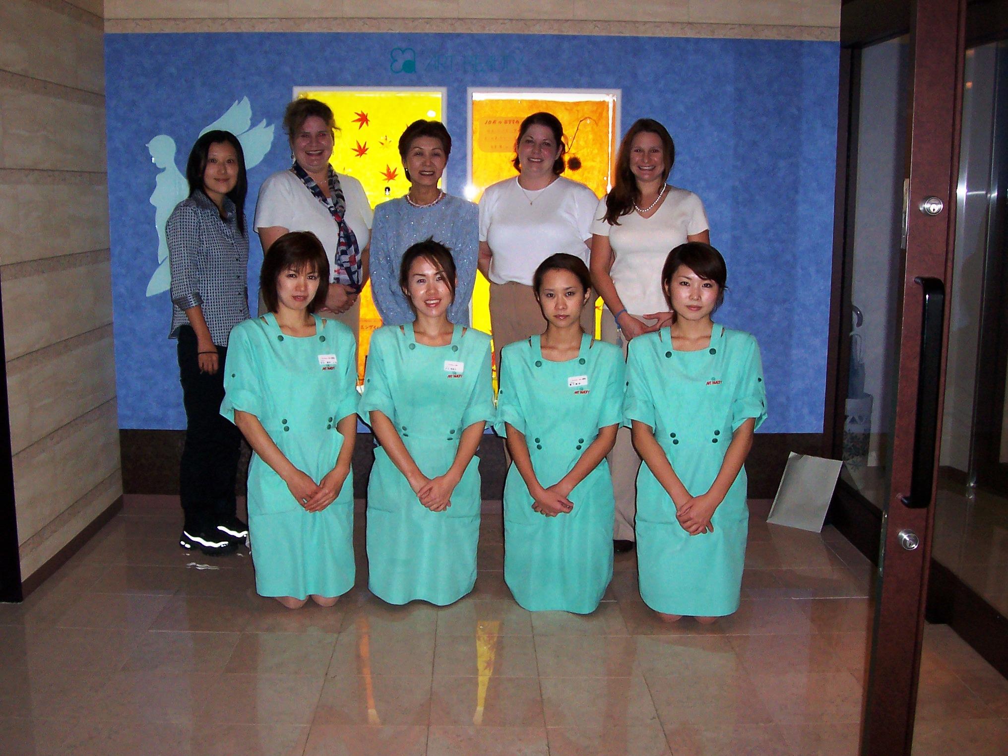 Art Beauty Staff Who Made Us Beautiful