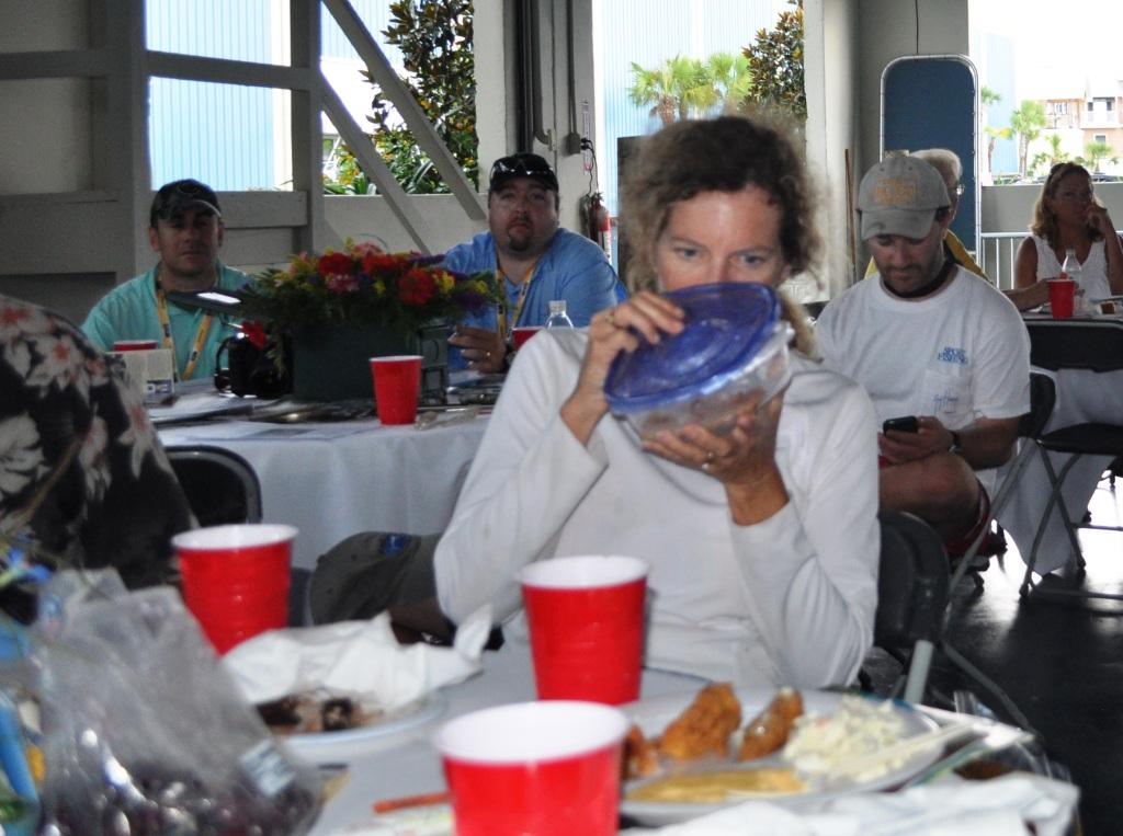 Outdoor Writer Jill Zima Borski Takes a Whiff