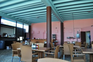 Inside the Buttonwood Cafe, Flamingo, Everglades National Park, Fla., May 22, 2011