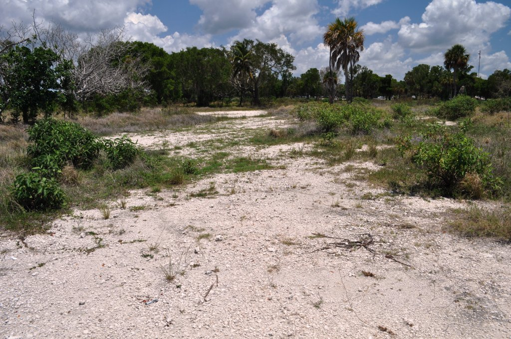 What's Left of Flamingo Lodge in Everglades National Park, May 2011