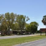 Entrance to Flamingo, Everglades National Park
