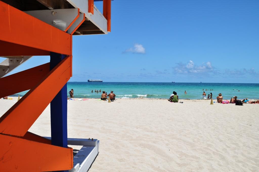 Miami's South Beach, Fla., May 21, 2011
