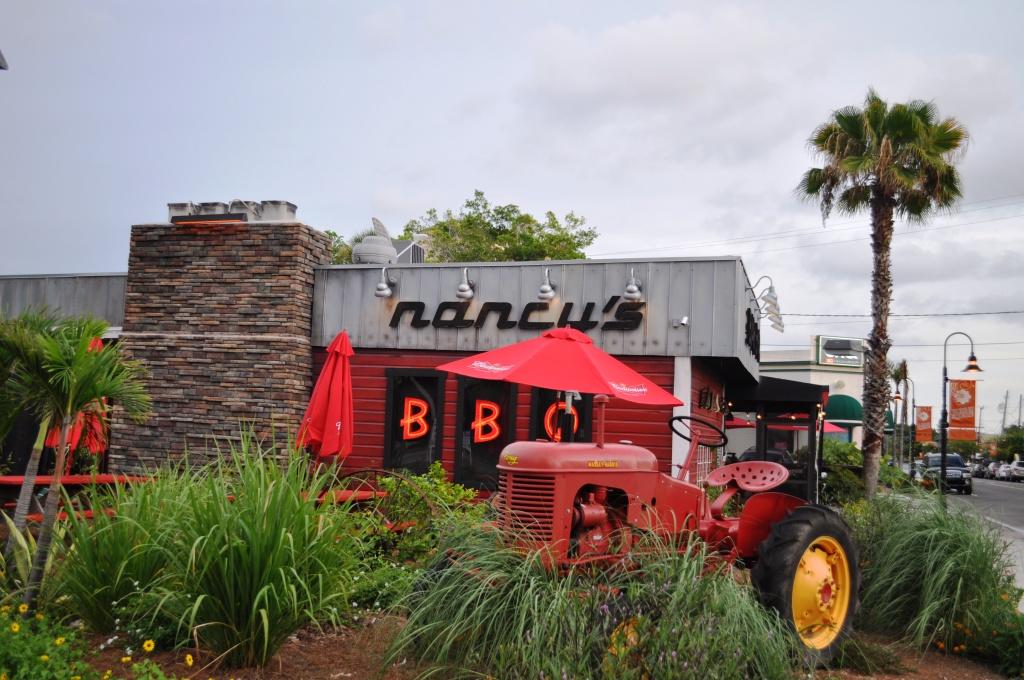 Nancy's Bar-B-Q in Sarasota, Fla.