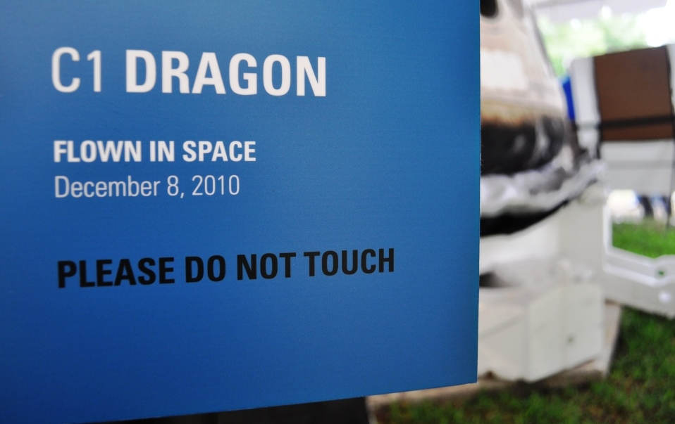 Psst! Did You Know NASA's Still in the Space Business? I'm Heading to the #SpaceX4 #NASASocial