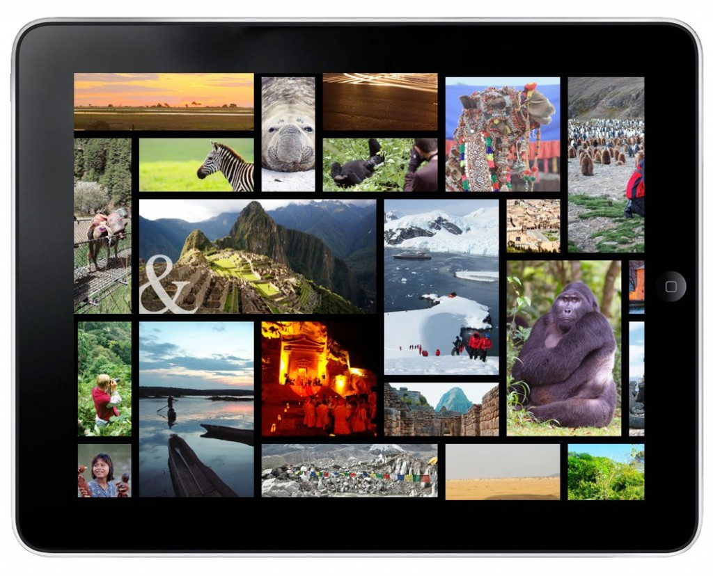 World of A&K Travel App Inspires Adventure Vacations