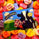 Winner: February's $10 Ben & Jerry's Gift Card