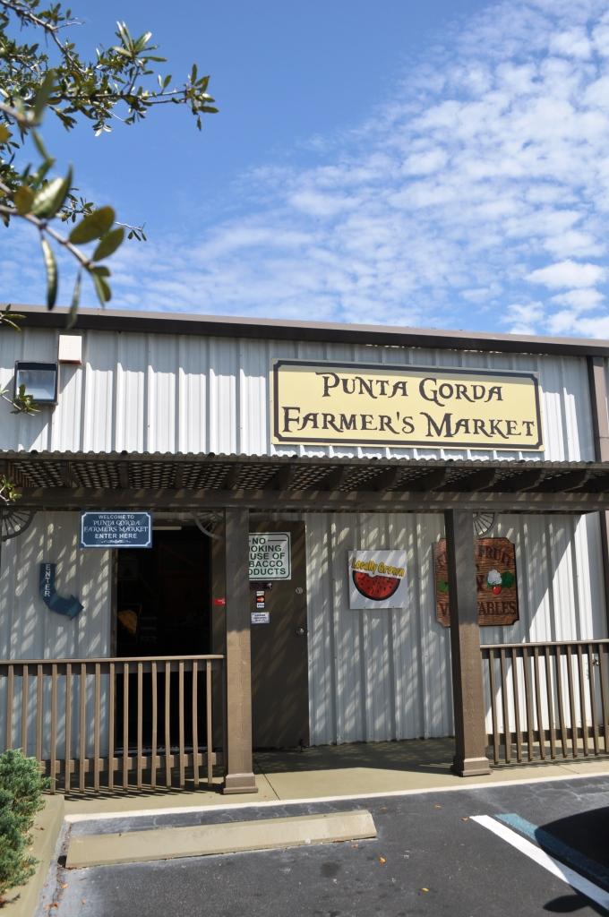 Punta Gorda Farmer's Market in Southwest Florida