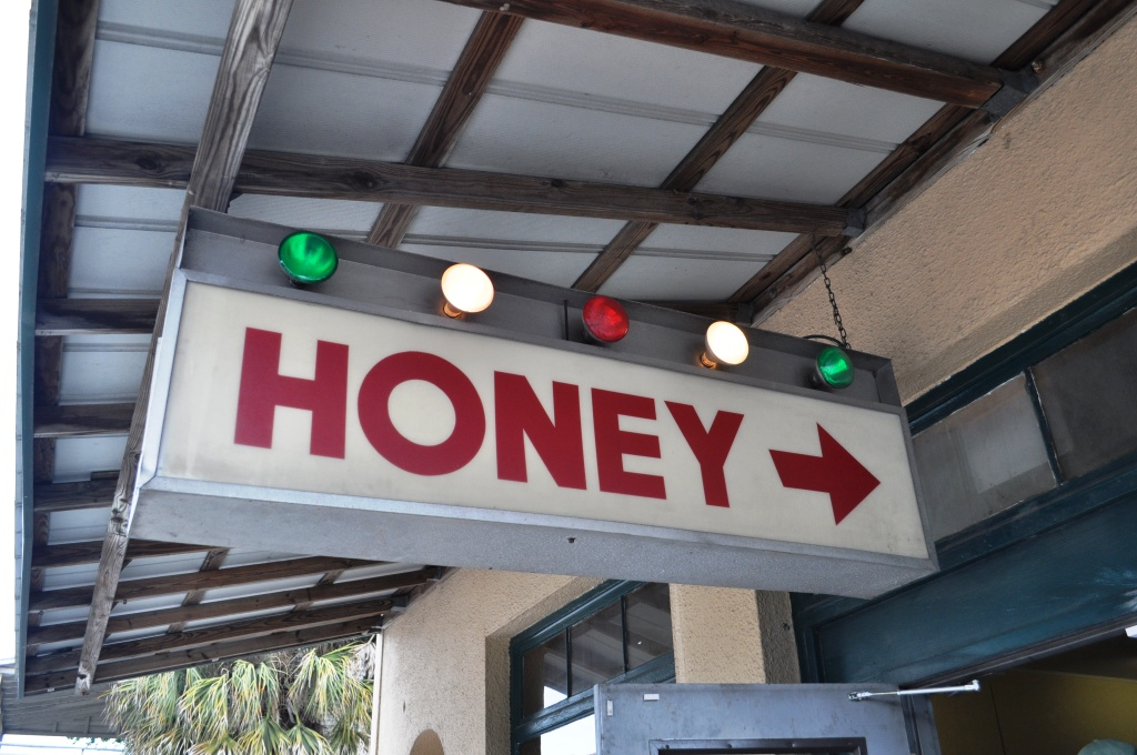 Sweet on Harold P. Curtis Honey Co. in LaBelle, Florida