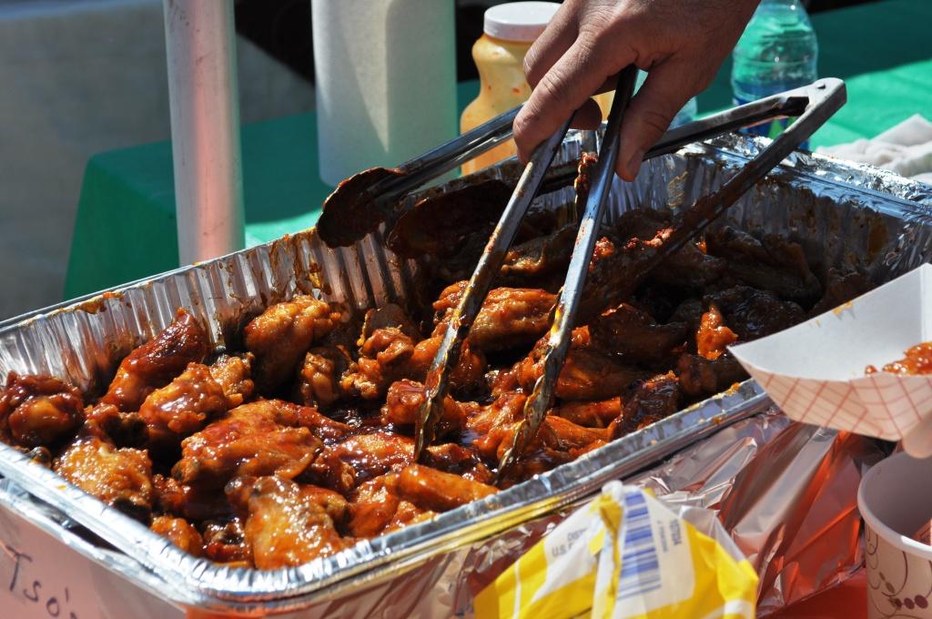 Wings! Wings! And More Wings!