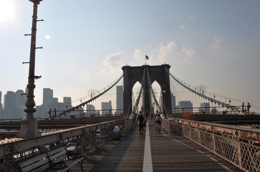 Have You Walked Across the Brooklyn Bridge?