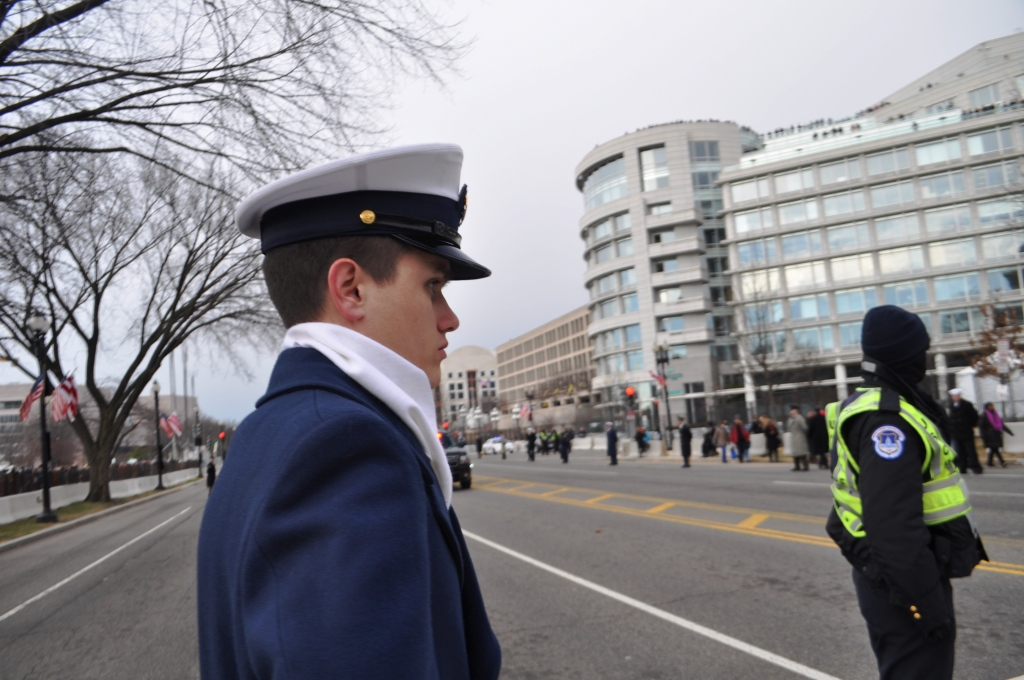 Security Was Tight During the 57th Presidential Inauguration, Washington, D.C., Jan. 21, 2013