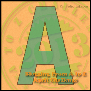 "Monday, April 1, 2013, is Brought to You by the Letter ""A"""