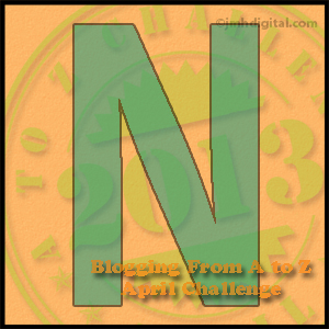 """Tuesday, April 16, is Brought to You by the Letter """"N"""""""