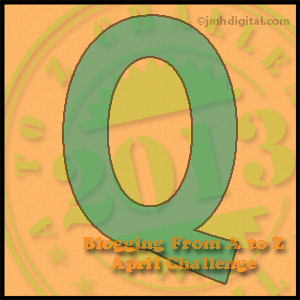"Friday, April 19, is Brought to You by the Letter ""Q"""