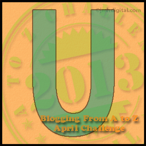 "Wednesday, April 24, is Brought to You by the Letter ""U"""