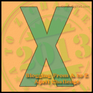 """Saturday, April 27, is Brought to You by the Letter """"X"""""""