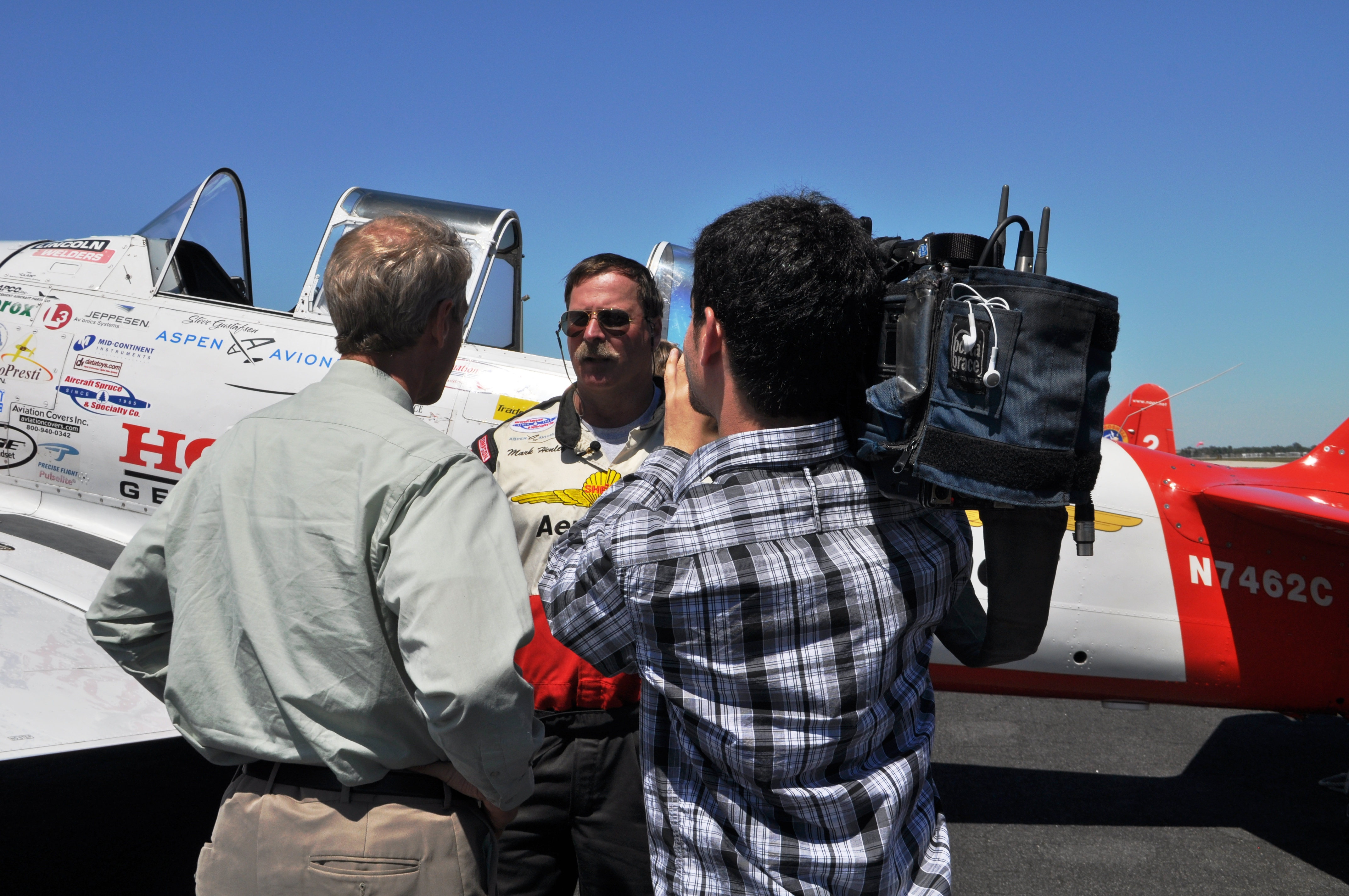 The Florida International Air Show in Punta Gorda, Fla., Holds a Media Day Every Year Prior to the Show