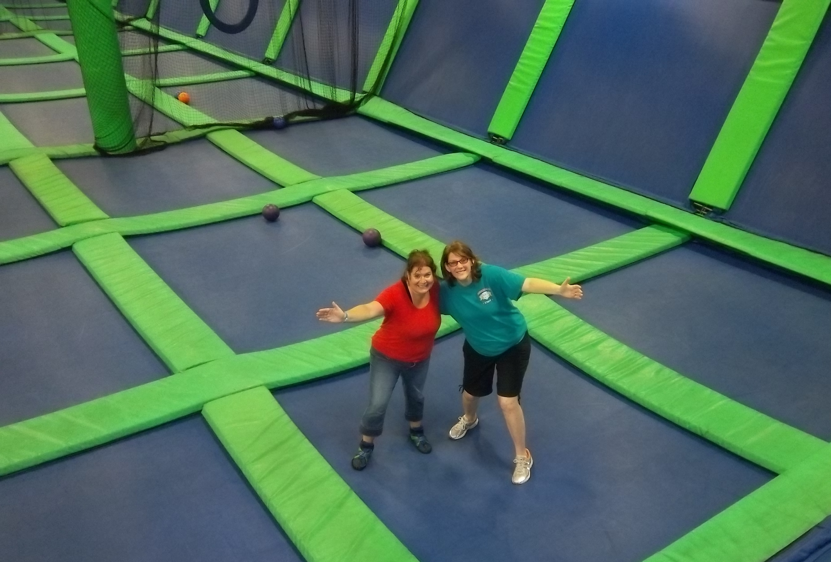 Val and I Had Some Fun at AirHeads Orlando, May 4, 2013