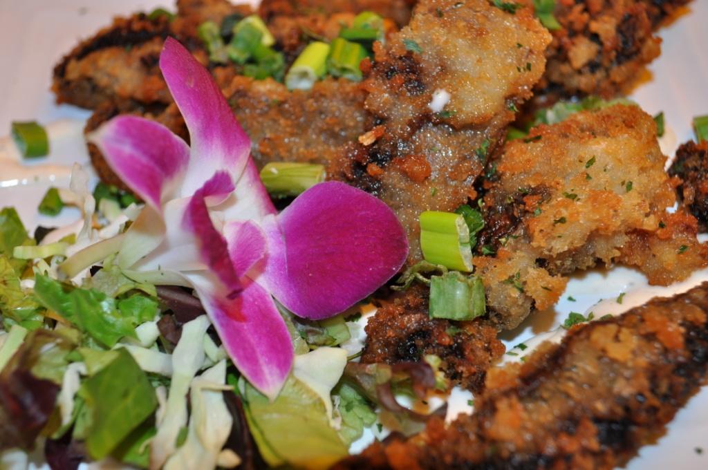 A Pretty Tasty Dish from Siesta Key Oyster Bar
