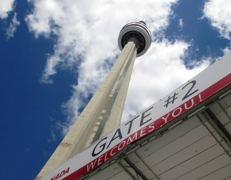 The CN Tower Attempted to Conquer Me, But I Won