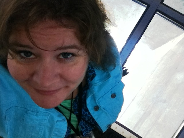 I Did It! I Walked Across the CN Tower's Glass Floor!