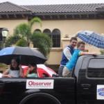 Nik Wallenda's Family, Nik Wallenda's Family Including His Children, Sarasota, Fla., July 5, 2013