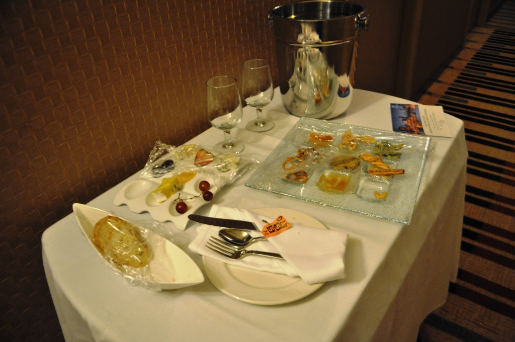 Have You Ever Eaten Off Someone's Discarded Room Service Tray?