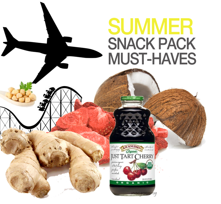 Nutritionist and Chef Michelle Dudash Advises on Summer Snack Must Haves