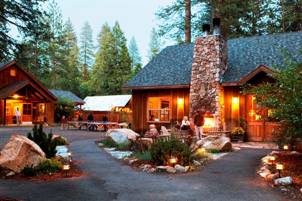 Evergreen Lodge in Yosemite National Park, Calif. Image Credit: Jae Feinberg