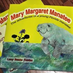 Meet Mary Margaret Manatee