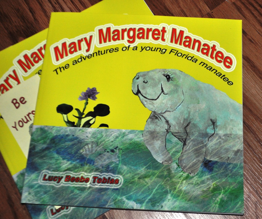 """Mary Margaret Manatee"" Delivers the Message to Be Yourself."