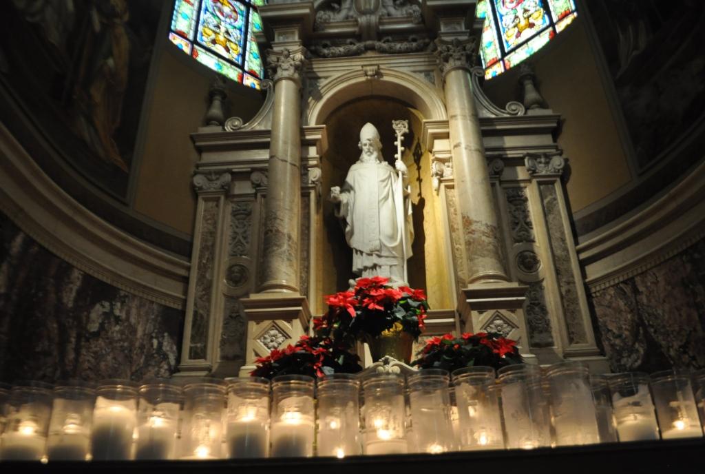 Our Lady of Victory National Shrine and Basilica, Lackawanna, N.Y., Near Buffalo