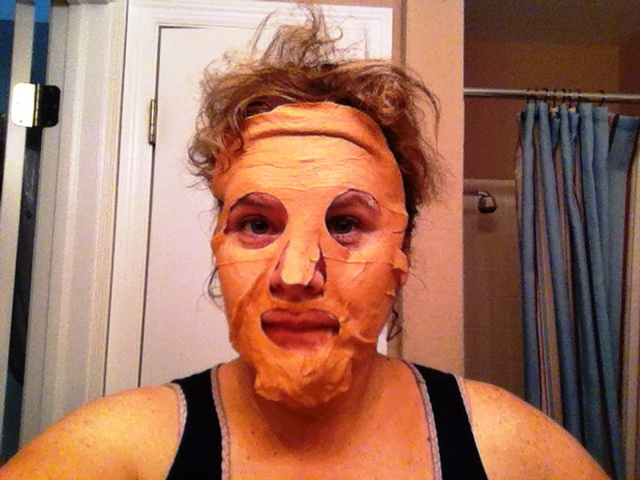 Don't Be Scared! It's Just the Montagne Jeunesse's Red Earth Clay Spa Masque