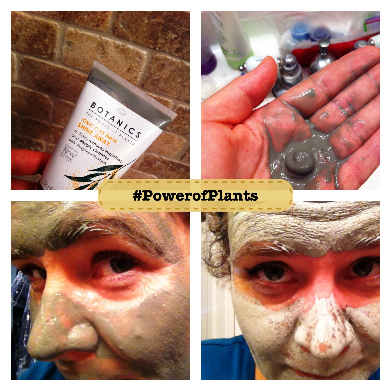 You Can Play in the Clay, Too #PowerofPlants