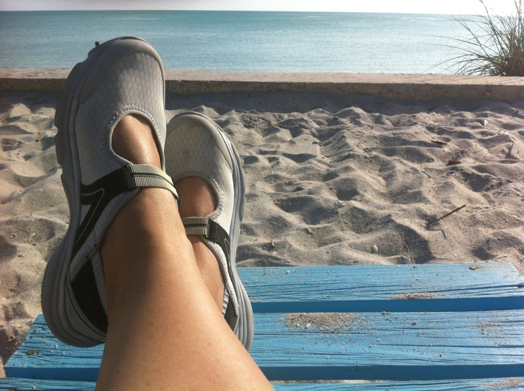 Kickin' Back with the Lightweight and Comfortable Naturalizer BZees Boardwalk Shoes