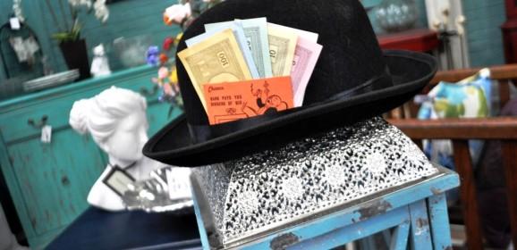 Finding Old School Treasures and Pop Culture at Black Dog Salvage in Roanoke, Virginia