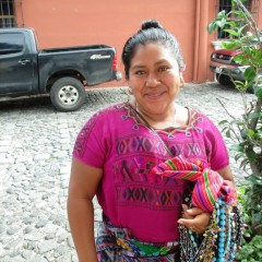 Business is Business. Haggling is an Art Form in Guatemala