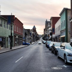 Travel to Virginia: Staunton is Cute as a Button